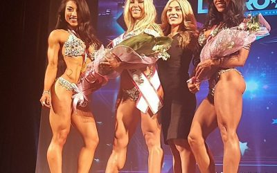 Winner Miss North America LA 2016