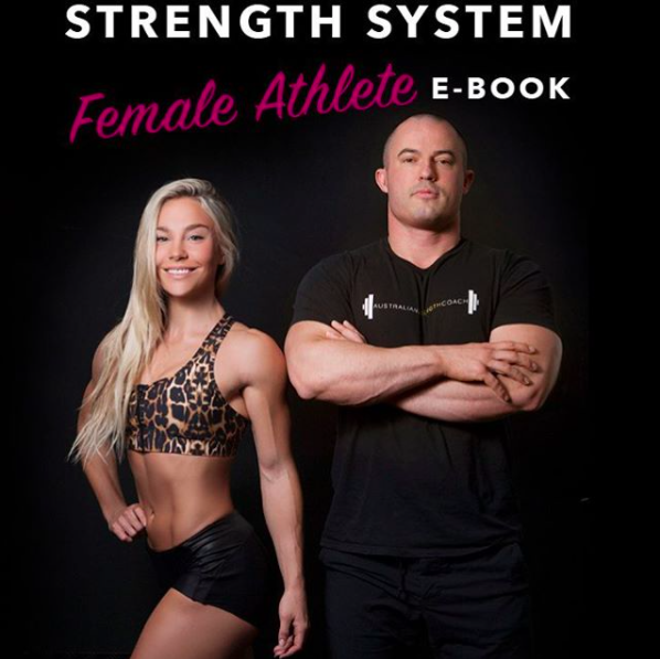 New Strength Training EBOOK!
